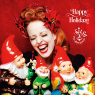 Produktbilde for Happy Holidaze (CD)
