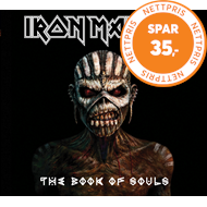 Produktbilde for The Book Of Souls (Remastered) (CD)