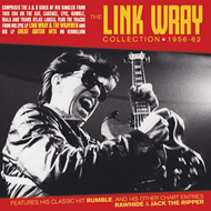 Produktbilde for Link Wray Collection 1956-62 (2CD)