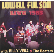 Produktbilde for Lowell Fulson Live 1983: With Billy Vera (UK-import) (CD)