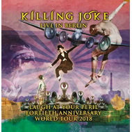 Produktbilde for Live In Berlin - 10 October 2018 (2CD)