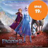 Produktbilde for Frozen 2 (Frost 2) - Original Soundtrack (CD)