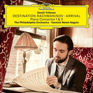 Produktbilde for Destination Rachmaninov: Arrival (CD)