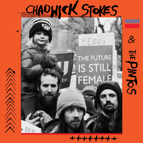 Chadwick Stokes & The Pintos (CD)