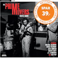 Produktbilde for The Prime Movers Blues Band (CD)