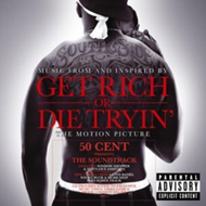 Produktbilde for Get Rich Or Die Tryin' (UK-import) (CD)