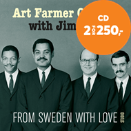 Produktbilde for From Sweden With Love - Studio (CD)