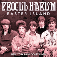 Produktbilde for Easter Island (CD)