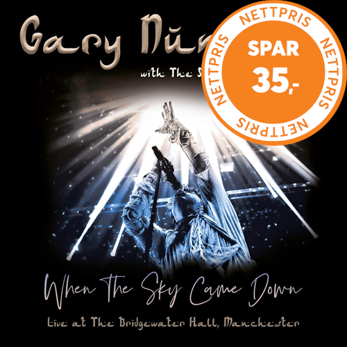 When The Sky Came Down (2CD + DVD)