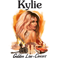Produktbilde for Kylie - Golden - Live In Concert (2CD + DVD)