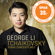 Produktbilde for Tchaikovsky: Piano Concerto No. 1;Liszt: Solo Piano Works (CD)