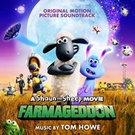 Produktbilde for A Shaun The Sheep Movie: Farmageddon (Original Motion Picture Soundtrack) (CD)