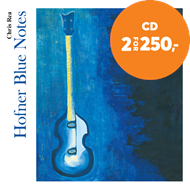 Produktbilde for Hofner Blue Notes (CD)