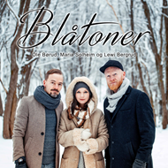 Produktbilde for Blåtoner EP (CD)
