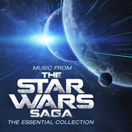 Produktbilde for Music From The Star Wars Saga - The Essential Collection (CD)