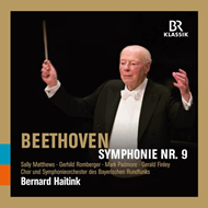 Produktbilde for Beethoven: Symphony No. 9 (CD)
