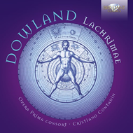 Produktbilde for Dowland: Lachrimae (CD)