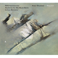 Produktbilde for Bruckner: Requiem (CD)