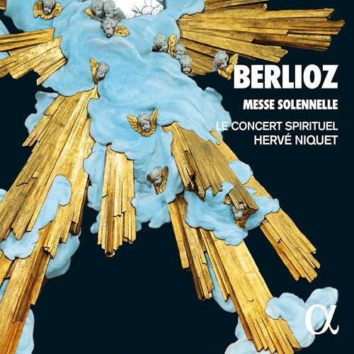 Berlioz: Messe Solennelle (CD)
