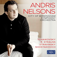 Produktbilde for Andris Nelsons & City Of Birmingham Symphony Orchestra (9CD)