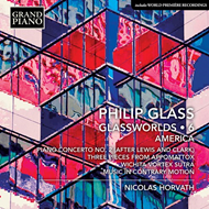 Produktbilde for Glassworlds, Vol. 6 (CD)