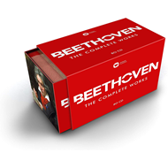 Produktbilde for Beethoven: The Complete Works (80CD)