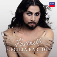 Produktbilde for Farinelli (CD)
