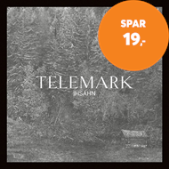 Produktbilde for Telemark EP (CD)