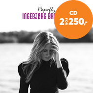Produktbilde for Papirfly (CD)