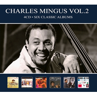 Produktbilde for Six Classic Albums - Volume 2 (4CD)