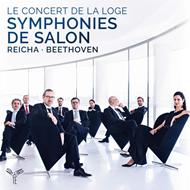 Produktbilde for Reicha: Symphonies De Salon (CD)