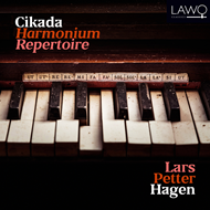 Produktbilde for Hagen: Harmonium Repertoire (CD)