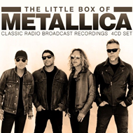 Produktbilde for Little Box Of Metallica (4CD)