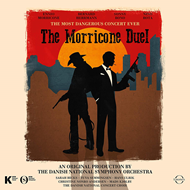 Produktbilde for The Morricone Duel - The Most Dangerous Concert Ever (CD)