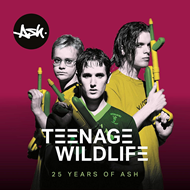 Produktbilde for Teenage Wildlife - 25 Years Of Ash (2CD)
