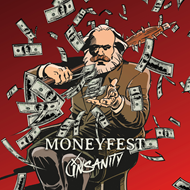 Produktbilde for Moneyfest (CD)