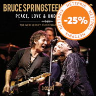Produktbilde for Peace, Love & Understanding (3CD)