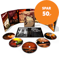Produktbilde for Trouble No More - 50th Anniversary Collection (5CD + BOK)