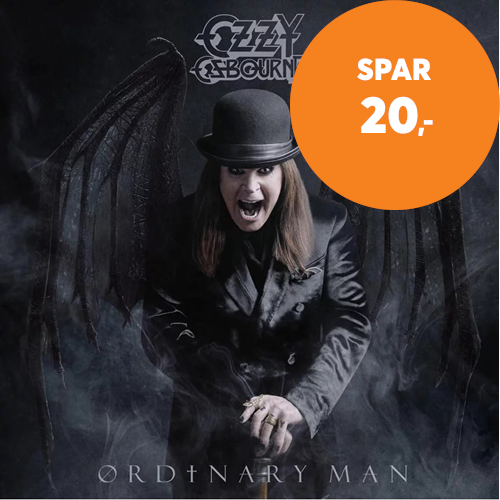 Ordinary Man - Deluxe Edition (CD)