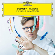 Produktbilde for Debussy – Rameau (CD)