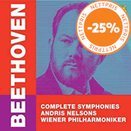 Produktbilde for Beethoven: Complete Symphonies (5CD + Blu-Ray Audio)
