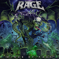 Produktbilde for Wings Of Rage (CD)