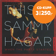 Produktbilde for This Is Sammy Hagar: When The Party Started - Volume 1 (CD)