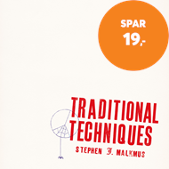 Produktbilde for Traditional Techniques (CD)