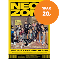 Produktbilde for The 2nd Album 'nct #127 Neo Zone' [N Ver.] (USA-import) (CD)
