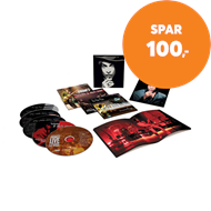 Produktbilde for Up All Nite With Prince: The One Nite Alone Collection (4CD + DVD)