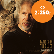 Produktbilde for Padlock On The Blues (CD)