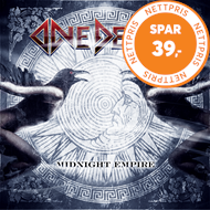 Produktbilde for Midnight Empire (CD)