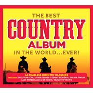 Produktbilde for The Best Country Album In The World Ever! (UK-import) (3CD)
