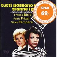 Produktbilde for Tutti Possono Arricchire Tranne I Poveri (UK-import) (CD)